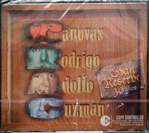 Canovas, Rodrigo, Adolfo, Guzman - Gran Reserva 30 Años