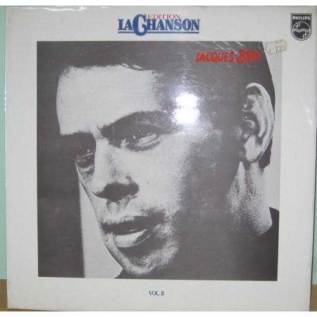 Jacques Brel - Edition La Chanson