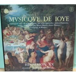 Jordi Savall - Muscque De Ioye