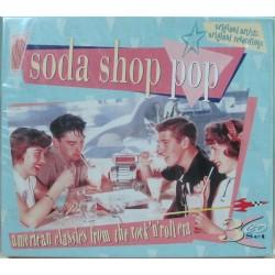 Soda Shop Pop - Recopilación 3CD