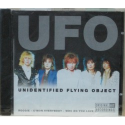 Ufo - Unidentifield Flying Object.