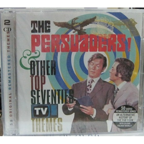 The Persuaders & Other Top Seventies TV Themes