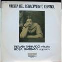 Renata Tarragó - Música Del Renacimiento Español