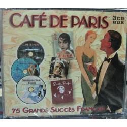 Café de París - 3 CD
