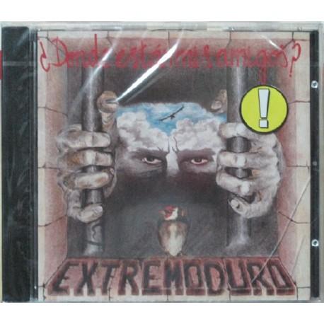 Extremoduro - ¿Dónde Están Mis Amigos?
