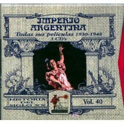 Imperio Argentina - Todas Sus Películas, 1930-1948, Caja 3 CDs