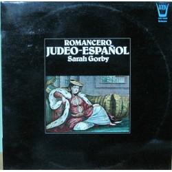 Sarah Gorby - Romancero Judeo-Español