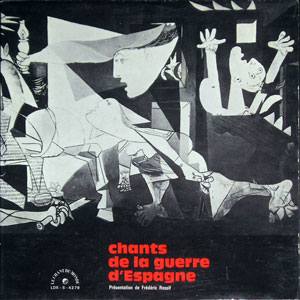 Chants De La Guerre D' Espagne
