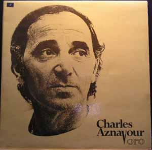 Charles Aznavour -Oro