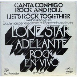 Lone Star-Exclusivo De Promoción - Canta Conmigo Rock And Roll