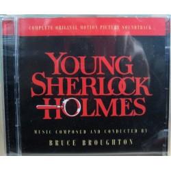 Bruce Broughton - Young  Sherlock Holmes   ¡¡¡ Muy Raro !!!