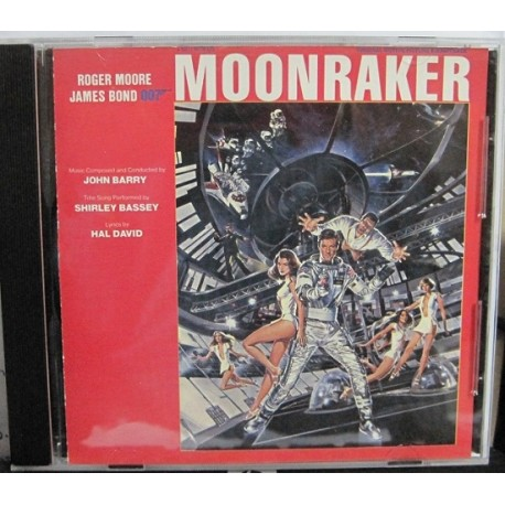 John Barry - Moonraker Soundtrack CD