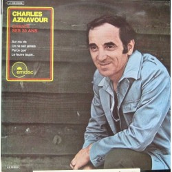 Charles Aznavour - Chante Ses 20 Ans