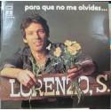 Lorenzo Santamaria - Para Que No Me Olvides