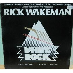 """Rick Wakeman - White Rock. LP 12"""""""