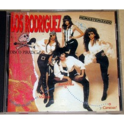 Los Rodriguez - Disco Pirata