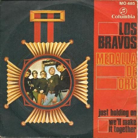 Los Bravos, Medalla De Oro