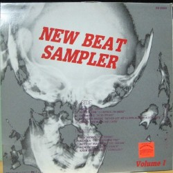 New Beat Sampler - Nitzer Ebb, Depeche Mode, Chico Crew.... LP 12""