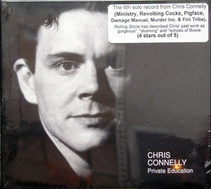 Chris Connelly - Private Education
