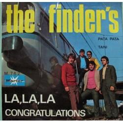 The Finders - La,La,La, Pata Pata y 2 Mas