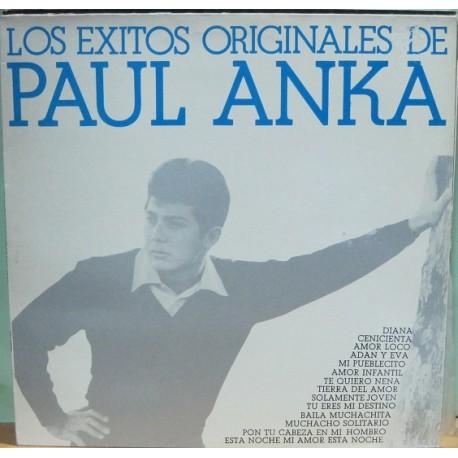 Paul Anka - Los Exitos Originales