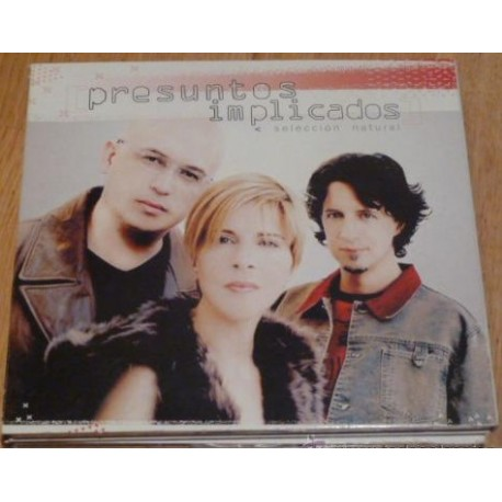 Presuntos Implicados - Selección Natural 2Cd+Dvd