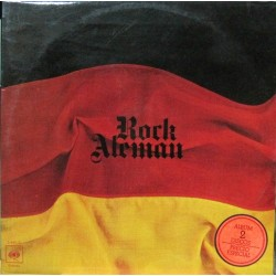 Rock Aleman - Birth control, Wind, Emergency, Etc- 2 LP