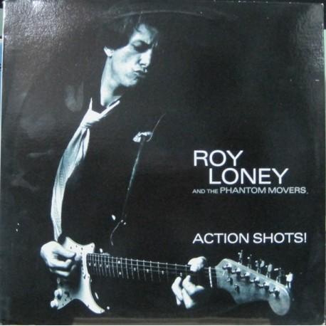 Roy Loney & The Phantom Movers – Action Shots!