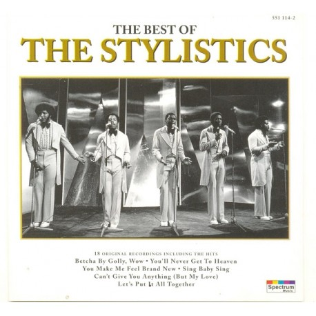 The Stylistics - The Best Of