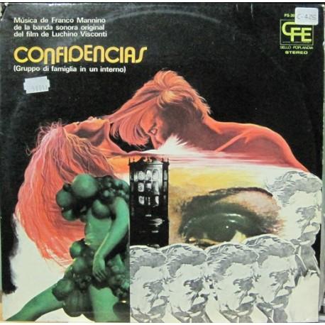 Franco Mannino - BSO - Confidencias