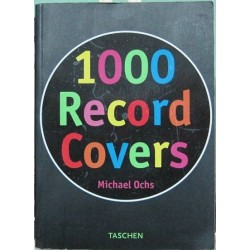 1000 Records Covers - Libro Edt Taschen