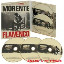 Enrique Morente -  Pack 5 CD - Flamenco - Edición Ltd  Digipack - Precintado!!!