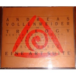 Andreas Vollenweider – The Trilogy, 2CD