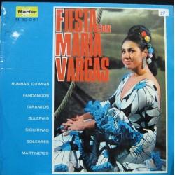Maria Vargas - Fiesta Con...