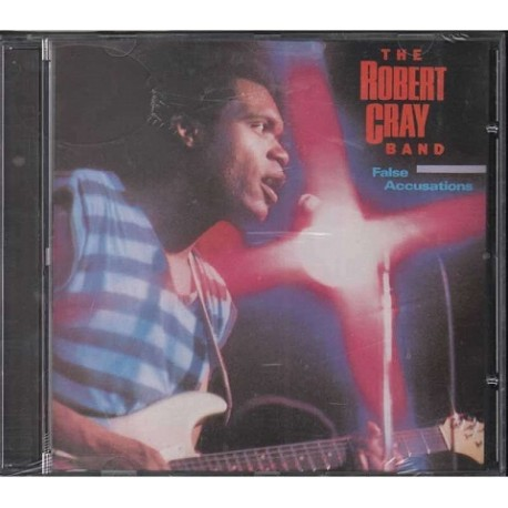 Robert Cray Band - False Accusations