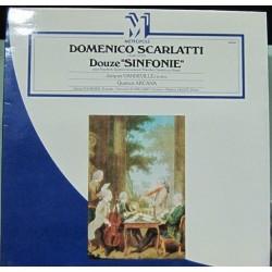 Domenico Scarlatti - Douze Sinfonie