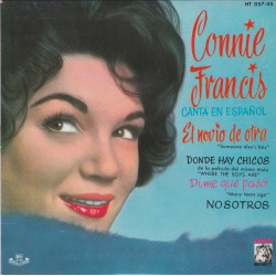 Connie Francis - Canta En Español