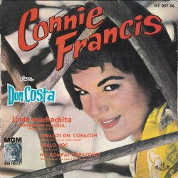 Connie Francis - Con Don Costa