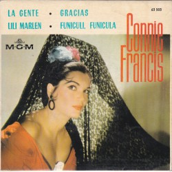 Connie Francis - La Gente