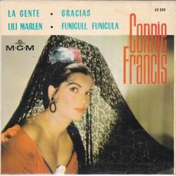 Connie Francis - La Gente