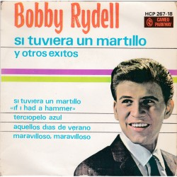 Bobby Rydell - Si Tuviera Un Martillo