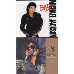 Michael Jackson - Bad (CD+Libro)