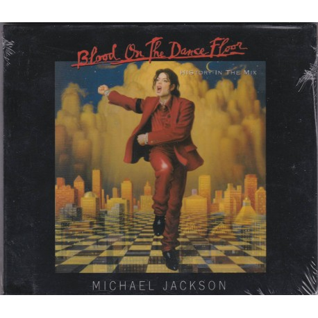 Michael Jackson - Blood On The Dance Floor: HIStory In the Mix