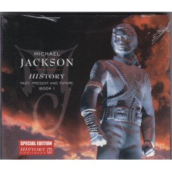 Michael Jackson - History. (Past, Present and Future. Book I)