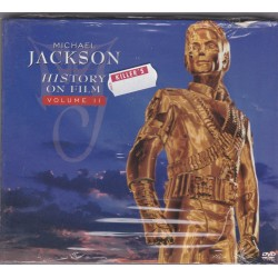 Michael Jackson - History On Film Volume 2