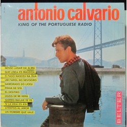 Antonio Calvario - King Of The Portuguese Radio.