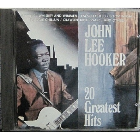 John Lee Hooker - 20 Greatest Hits