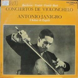 Antonio Janigro - Conciertos De Violonchelo