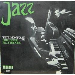 """Tete Montoliu Trio - Jazz - 10"""" Edic Circulo, ¡¡ Muy Raro !!"""
