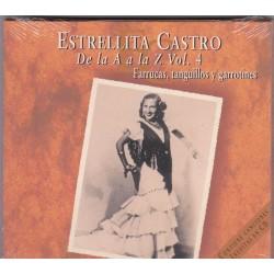 Estrellita Castro - De la A a la Z Vol,4